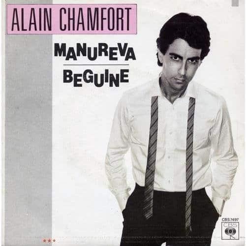 Alain Chamfort - manureva
